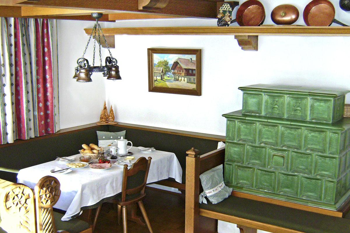 Übernachtung mit Frühstück - Meierlgut in Radstadt