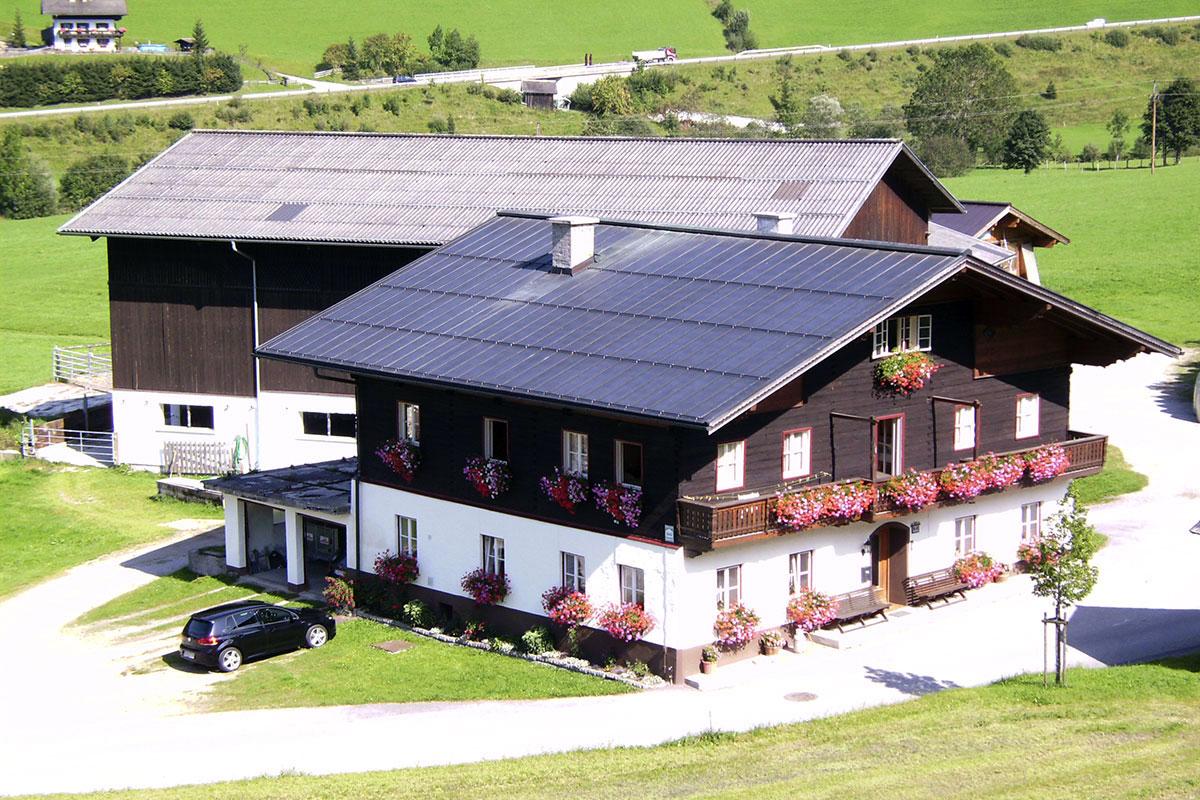 Urlaub auf dem Bauernhof in Radstadt - Meierlgut