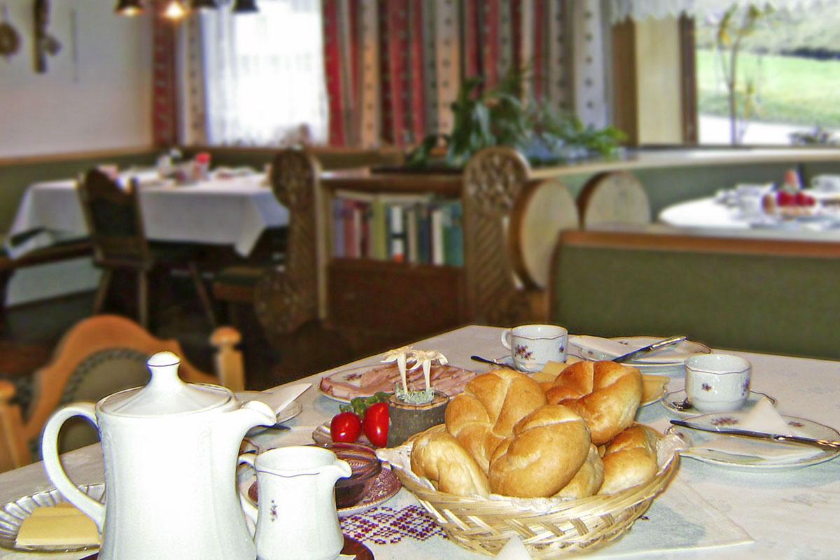 Frühstück - Meierlgut in Radstadt