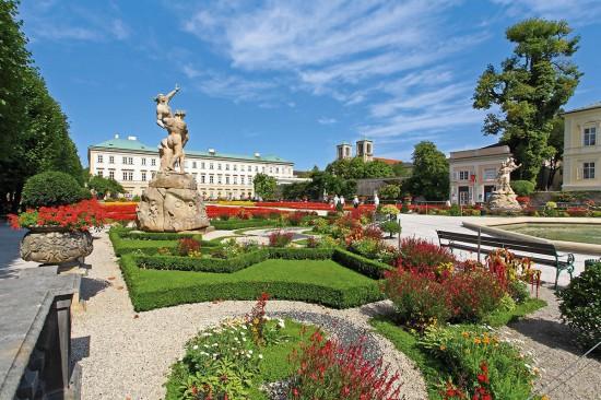 Ausflugsziel Stadt Salzburg - Sommerurlaub am Meierlgut