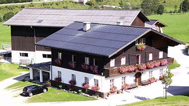 Bauernhofurlaub am Meierlgut in Radstadt