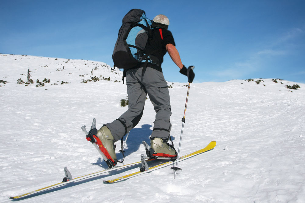 Skitouren - Radstadt - Meierlgut