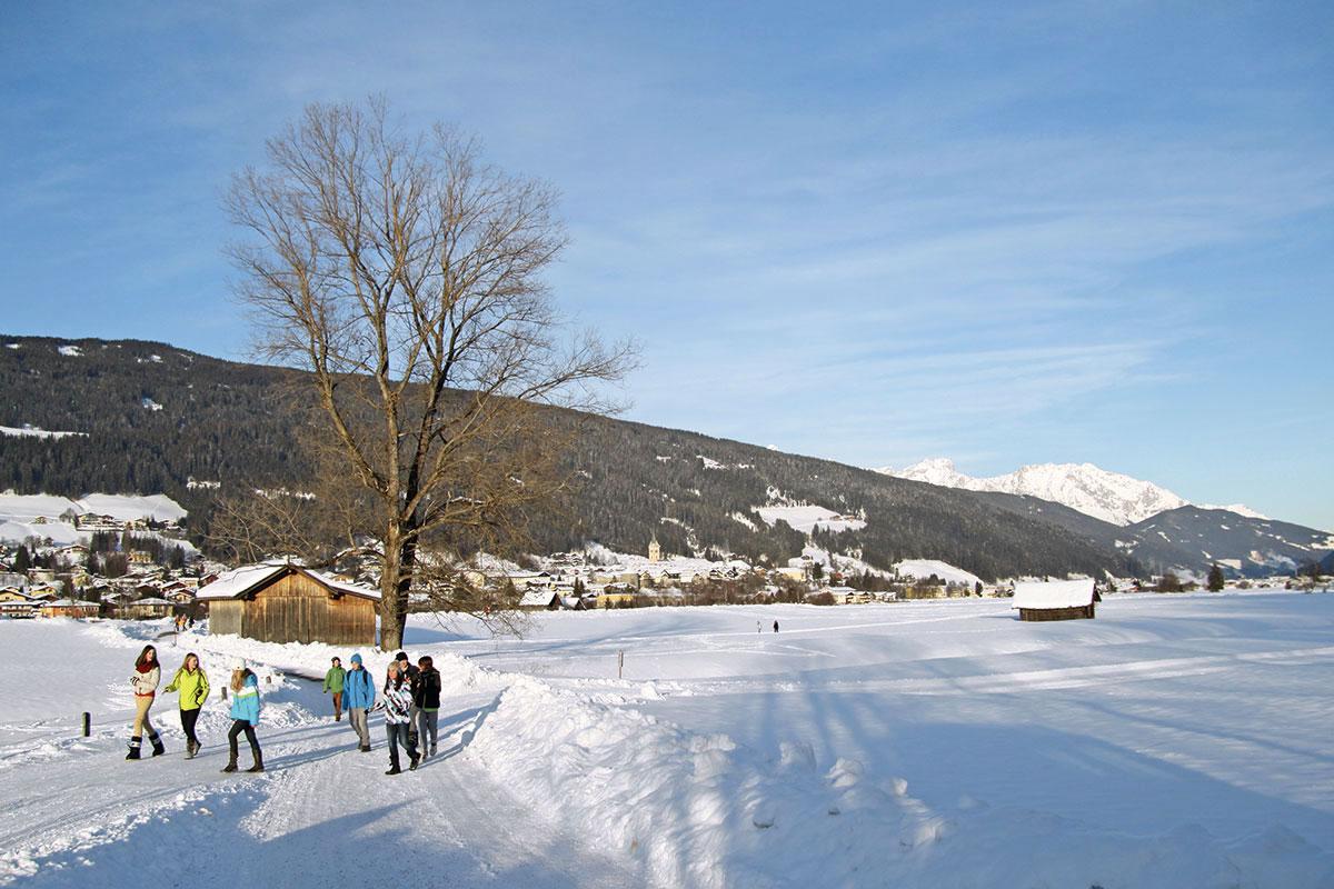 Winterwandern - Radstadt - Meierlgut