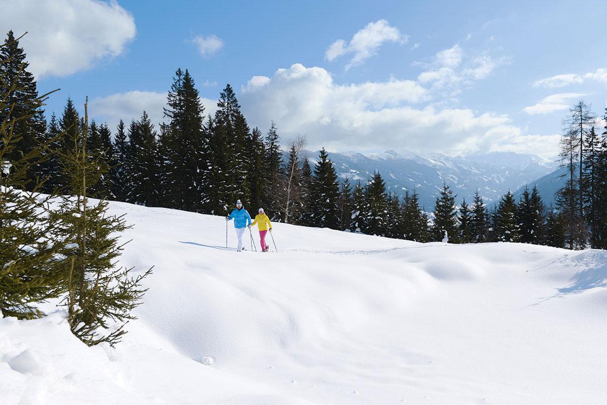 Schneeschuwandern - Radstadt - Meierlgut