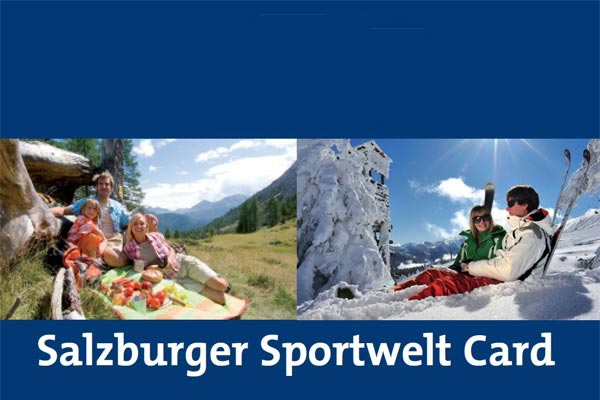 Salzburger Sportwelt-Card - Urlaub auf dem Meierlgut
