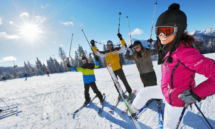 Skifahren in Radstadt