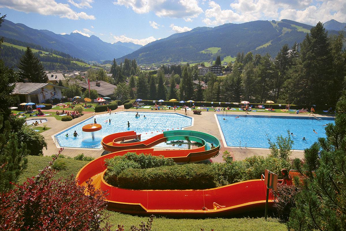 Schwimmbad Radstadt - Salzburger Land