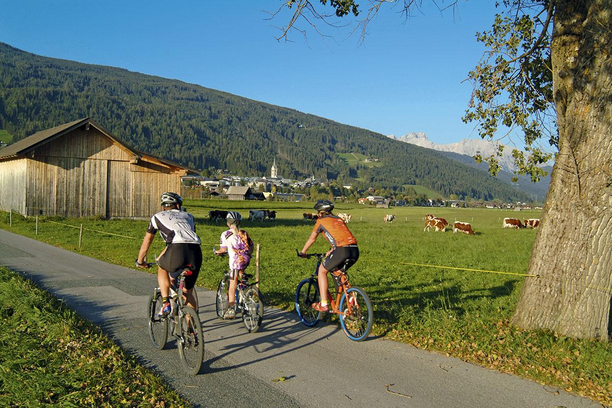 Radfahren - Sommerurlaub am Meierlgut - Radstadt
