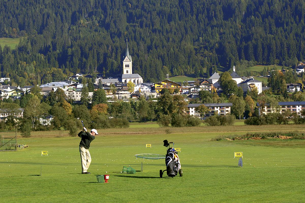 Golf spielen in Radstadt
